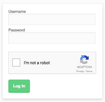 Подключаем Google reCaptcha v.2