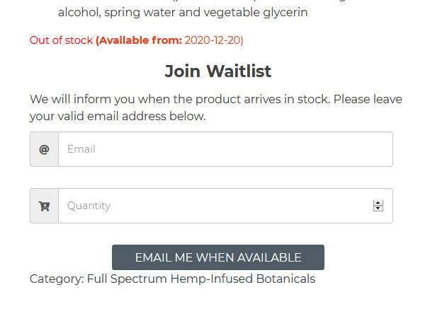 Woocommerce: Adding custom fields to existing panels (with date-picker) + Add to Out-of-stock availability text
