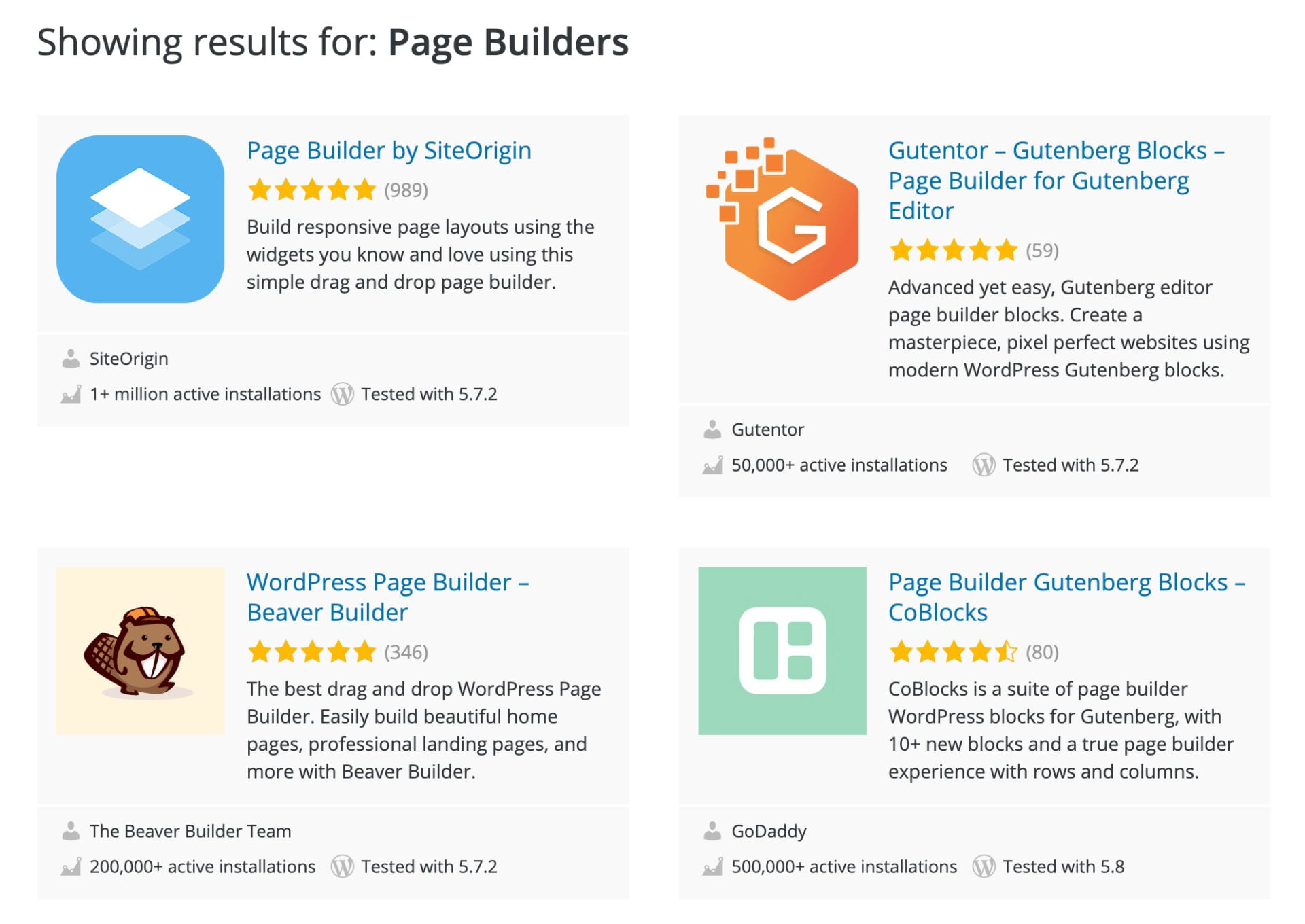 The Future of WordPress Page Builders
