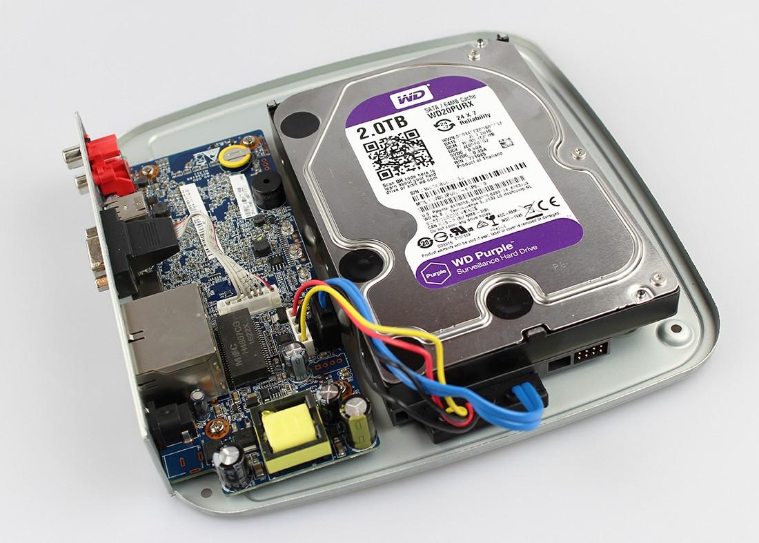 Подключение и настройка регистраторов Dahua с помощью компьютера